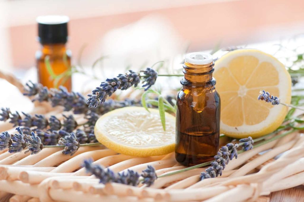 can aromatherapy help pregnancy